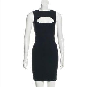 DSQUARED 2 Sleeveless Mini Dress Open Slit Sexy